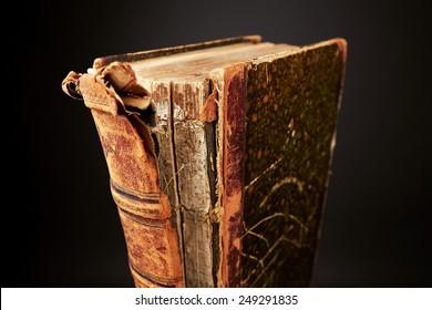 Old damage book