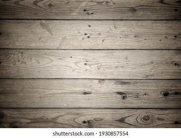 Old dark color wood wall for seamless wood background and texture.