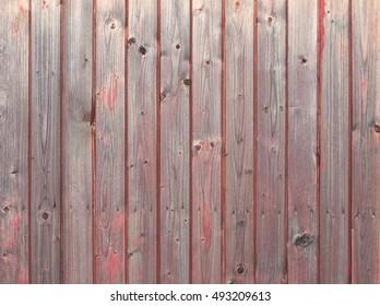 old dark red wood