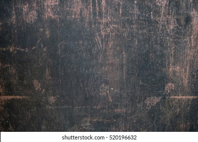 the old dark wood texture black board background