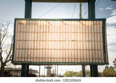 Backlit Sign Images, Stock Photos & Vectors | Shutterstock
