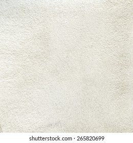 old and dirty white leather texture as background
