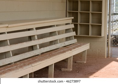 Admirable Dugout Bench Images Stock Photos Vectors Shutterstock Ocoug Best Dining Table And Chair Ideas Images Ocougorg