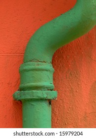 Old Drain Pipe