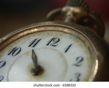 Old Dusty Watch