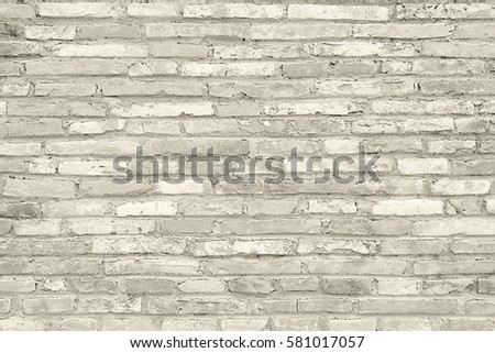 Old Dutch Bricks Wall Pattern Melaka Stock Photo Edit Now