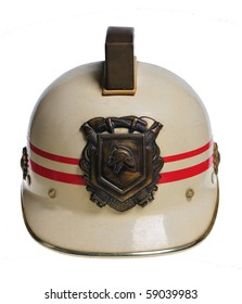 Old dutch fireman helmet