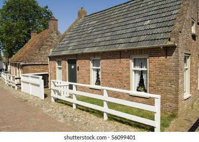 Old dutch house