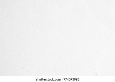 Old eco paper kraft background texture in soft white light color concept for page wallpaper design, matte pattern for decorative wall.