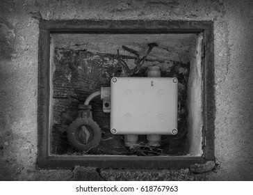 Old electrical installation
