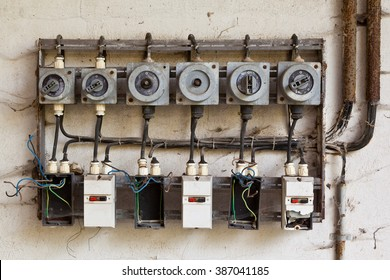 old Electrotechnical  system