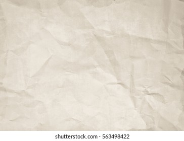 Old empty paper background. Paper texture.