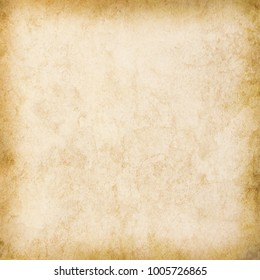 old empty stained beige vintage paper texture