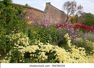 Old English Garden Border