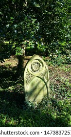 Old English Graveyard Gravestone UK