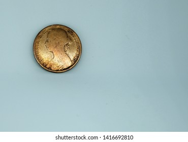 Old Penny Images, Stock Photos & Vectors   Shutterstock