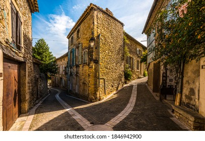 Old European narrow paved streets. Pavement streets. Ancient paved narrow streets. Streets pavement in Europe