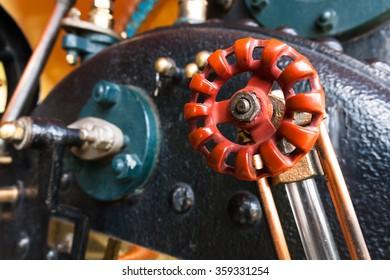Old Factory Mechanism