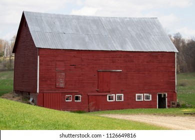 Old Farm Buildings in Upstate New York