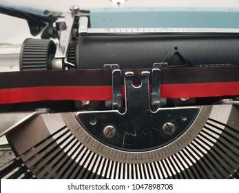 Old Fashion Typewriter