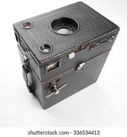 Old fashion vintage camera