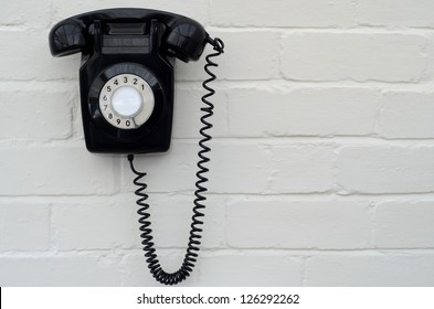Wall Phone Images, Stock Photos & Vectors   Shutterstock