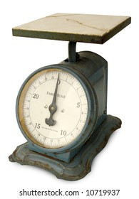Old Fashioned Family Scale