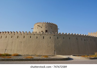 Old Fort in Al Ain
