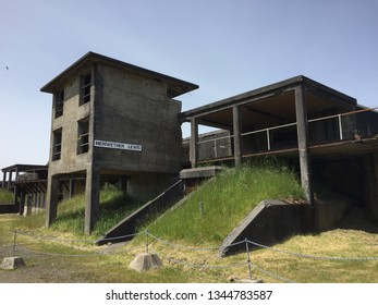 Old Fort in Oregon