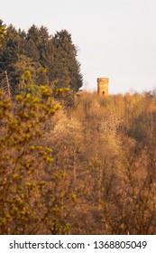 old fortified Tower near Wertheim