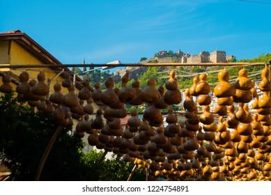 The Old Fortress Of Alanya. Alanya Kalesi. Alanya, Antalya district, Turkey, Asia