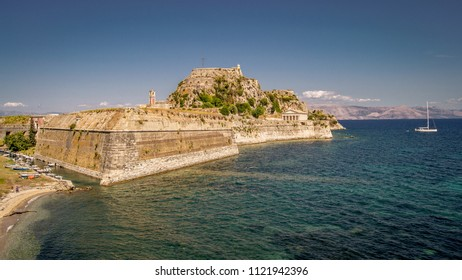 Old Fortress in Kerkyra (Corfu)