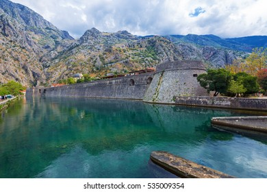Old fortress of Kotor, Montenegro