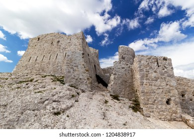 Old fortress on the Island of Pag, Croatia, Europe