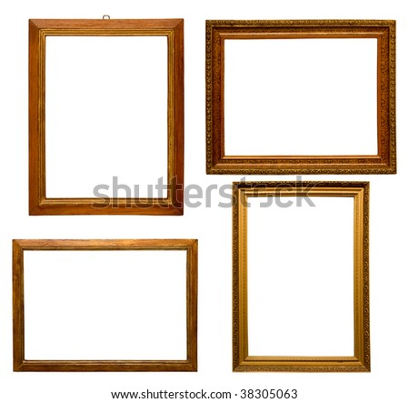 Old Frames Stock Photo (Edit Now) 38305063 - Shutterstock