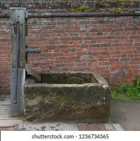 Old Garden Pump