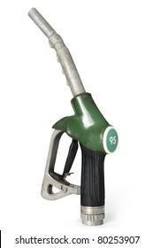 Old gas pump nozzle