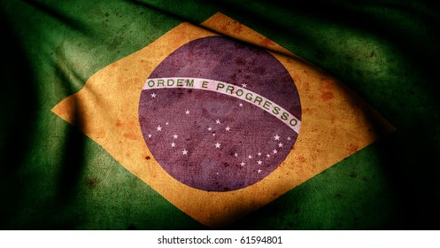 Old Glory Collection Brazil flag