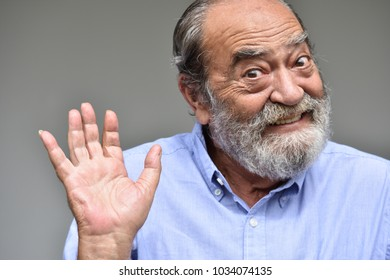 Old Grandfather Greeting