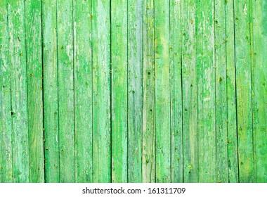 old green wood board texture