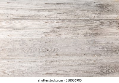 Old grey wooden planks background.