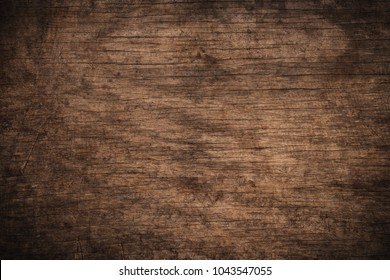 Old grunge dark textured wooden background,The surface of the old brown wood texture,top view brown wood panelitng