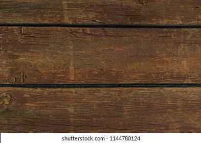 Old grunge dark textured wooden background. The surface of the old wood texture. Top view