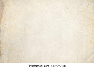 OLD GRUNGE PAPER BACKGROUND, BLANK NEWSPAPER, SPACE FOR TEXT