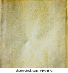Old grunge paper texture for background