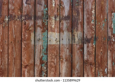 old grunge wood panel background, shabby background close up. rust rural wooden wall, detailed plank photo texture