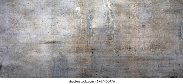Old grungy concrete wall as background or texture - Shutterstock ID 1767468476