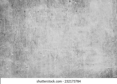 old grungy texture, grey concrete wall  - Shutterstock ID 232173784