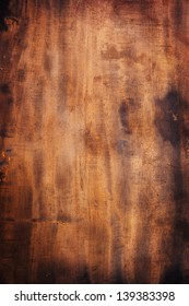 Old grungy wood surface texture.