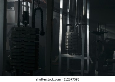 THE OLD GYM / INTERIOR /